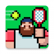 Androidアプリ「Timber Tennis」のアイコン