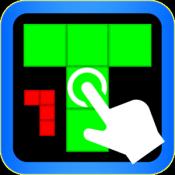 Androidアプリ「タテヨコ ... 落ちてくるパネルと同じ形を描いて消す」のアイコン