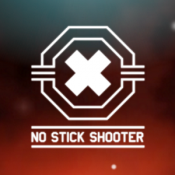 Androidアプリ「No Stick Shooter」のアイコン