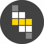 Androidアプリ「onoma - 文字探しパズルで頭の体操・脳トレ・暇つぶし!」のアイコン