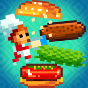 Androidアプリ「Super Burger Time!」のアイコン