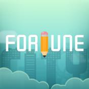 Androidアプリ「Fortune City - 支出を記録して、街を育てよう!」のアイコン