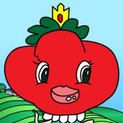 Androidアプリ「ベジっちゃ 〜野菜パワーで現代病モンスターを倒せ!〜」のアイコン
