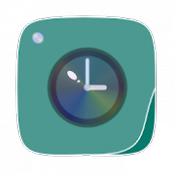 Androidアプリ「時撮りカメラ -タイムシフト ビデオカメラ-」のアイコン