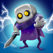 Androidアプリ「Dice Hunter: Quest of the Dicemancer」のアイコン