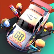 Androidアプリ「ピットストップレーシング : マネージャー」のアイコン
