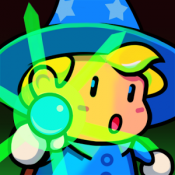 Androidアプリ「Drop Wizard Tower」のアイコン