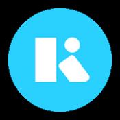 Androidアプリ「Kyash(キャッシュ) - 誰でも作れるVisaカード」のアイコン
