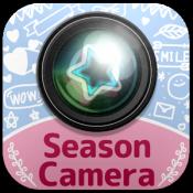 Androidアプリ「Season Camera ★ 無料写真加工アプリ、美容カメラ、フォトエディタ」のアイコン