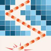Androidアプリ「レンガのブレーカーのパズル」のアイコン