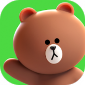 Androidアプリ「LINE FRIENDS - キャラクター/壁紙/ GIF画像」のアイコン