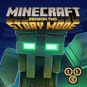 Androidアプリ「Minecraft: Story Mode - Season Two」のアイコン