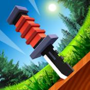 Androidアプリ「Flippy Knife(フリッピー・ナイフ)」のアイコン