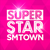 Androidアプリ「SUPERSTAR SMTOWN」のアイコン