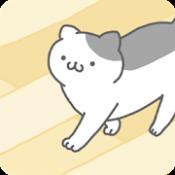 Androidアプリ「ねこかわいい ぼくゆうれい」のアイコン