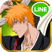 Androidアプリ「LINE BLEACH -PARADISE LOST-」のアイコン