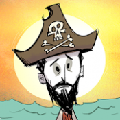 Androidアプリ「Don't Starve: Shipwrecked」のアイコン