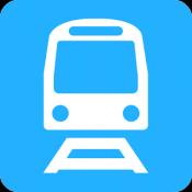 Androidアプリ「Trainow(トレインなう)」のアイコン