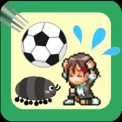 Androidアプリ「プロ生ちゃんのバウンドボール」のアイコン