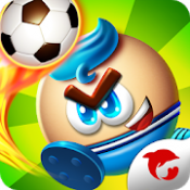 Androidアプリ「Cookie Soccer」のアイコン
