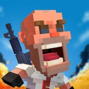 Androidアプリ「Guns Royale - Multiplayer Blocky Battle Royale」のアイコン