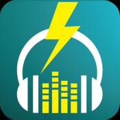 Androidアプリ「PIM player - 音量を自動で調節するプレイヤー」のアイコン