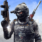 Androidアプリ「Sniper Strike 一人称視点3Dシューティングゲーム」のアイコン