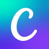 Androidアプリ「Canva -ポスター、チラシ、フライヤー、名刺やサムネイルを簡単に制作できるデザイン作成アプリ」のアイコン
