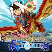 Androidアプリ「モンスターハンター ストーリーズ」のアイコン