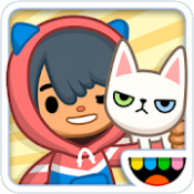 Androidアプリ「Toca Life: Pets」のアイコン
