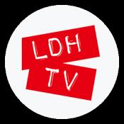 Androidアプリ「LDH TV」のアイコン