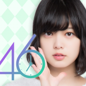 Androidアプリ「欅坂46〜beside you〜」のアイコン