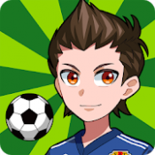 Androidアプリ「机でサッカー」のアイコン