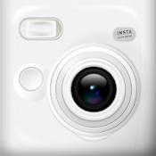 Androidアプリ「インスタミニ - インスタントカメラ, チェキ」のアイコン