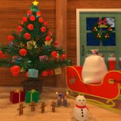 Androidアプリ「脱出ゲーム - サンタの家から脱出」のアイコン