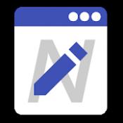 Androidアプリ「Nメモ -通知にメモ-」のアイコン