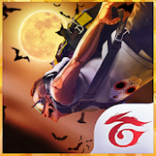 Androidアプリ「Garena Free Fire: トリック・オア・トリート」のアイコン