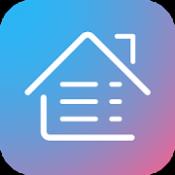 Androidアプリ「きせかえ家計簿 recemaru [レシマル] - レシート撮影で簡単入力、おしゃれで便利な家計簿」のアイコン