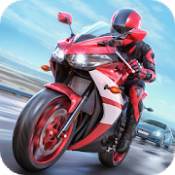 Androidアプリ「Racing Fever: Moto」のアイコン