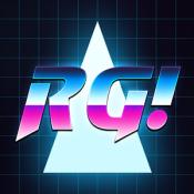 Androidアプリ「Rocket Glow!」のアイコン