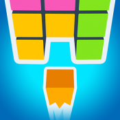 Androidアプリ「Paint Tower!」のアイコン