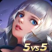 Androidアプリ「War Song(ウォーソング)- 5vs5で遊べる MOBA ゲーム」のアイコン