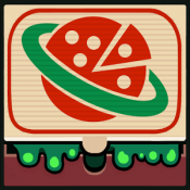 Androidアプリ「Slime Pizza」のアイコン