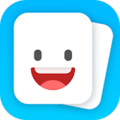 Androidアプリ「Tinycards by Duolingo: Fun & Free Flashcards」のアイコン