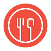 Androidアプリ「SARAH(サラ) 一品からレストラン検索できるグルメアプリ」のアイコン