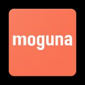 Androidアプリ「moguna」のアイコン