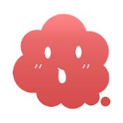 Androidアプリ「匿名つぶやきSNS【オモッター】 ~内緒話や愚痴や秘密などオモッタ事を匿名でつぶやくアプリ~」のアイコン