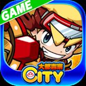 Androidアプリ「秘宝伝(太陽)~RUSH Ver~【大都吉宗CITYゲーム】」のアイコン