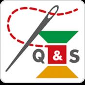 Androidアプリ「キルト&ステッチ-手づくりが好きな人に最新情報をお届け」のアイコン