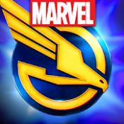 Androidアプリ「MARVEL ストライクフォース」のアイコン
